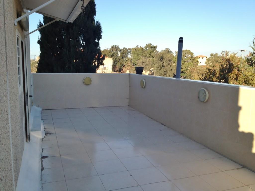 שיפוצים כלליים בגינה ובגג